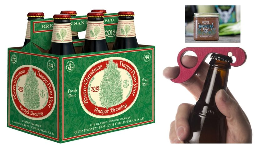 Beer Christmas Gifts.2018 Holiday Gift Guide Christmas Gifts For Ale And Lager