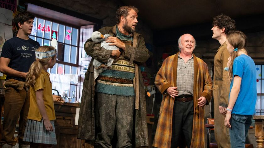 The Ferryman By Jez Butterworth Directed By Sam Mendes