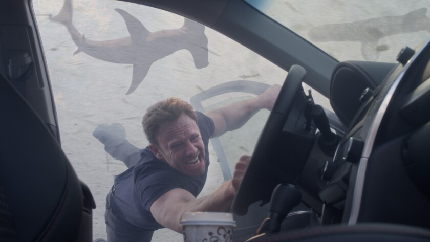 'Sharknado 3' tosses all standards overboard and sinks anyway