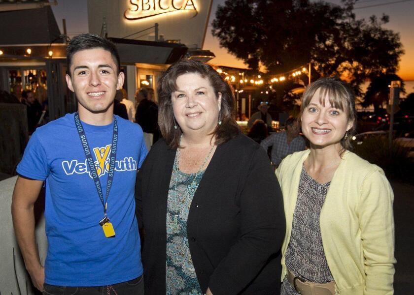 VeloYouth celebrity bartender fundraiser