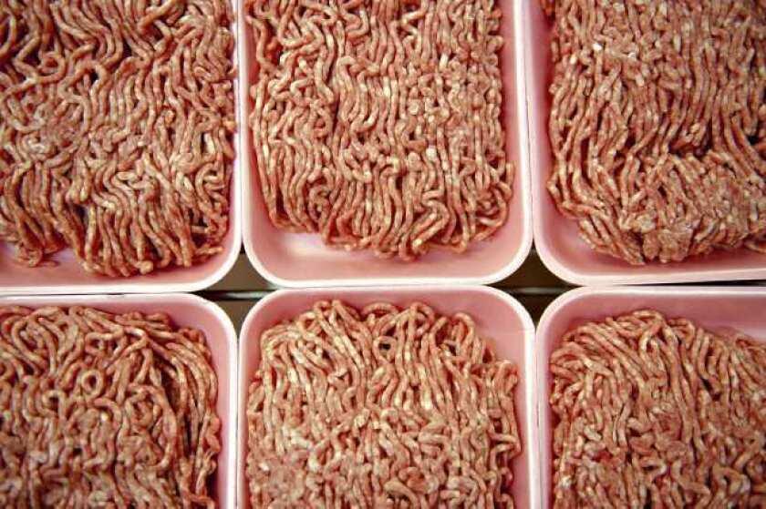California senator calls for investigation into 'meat glue'