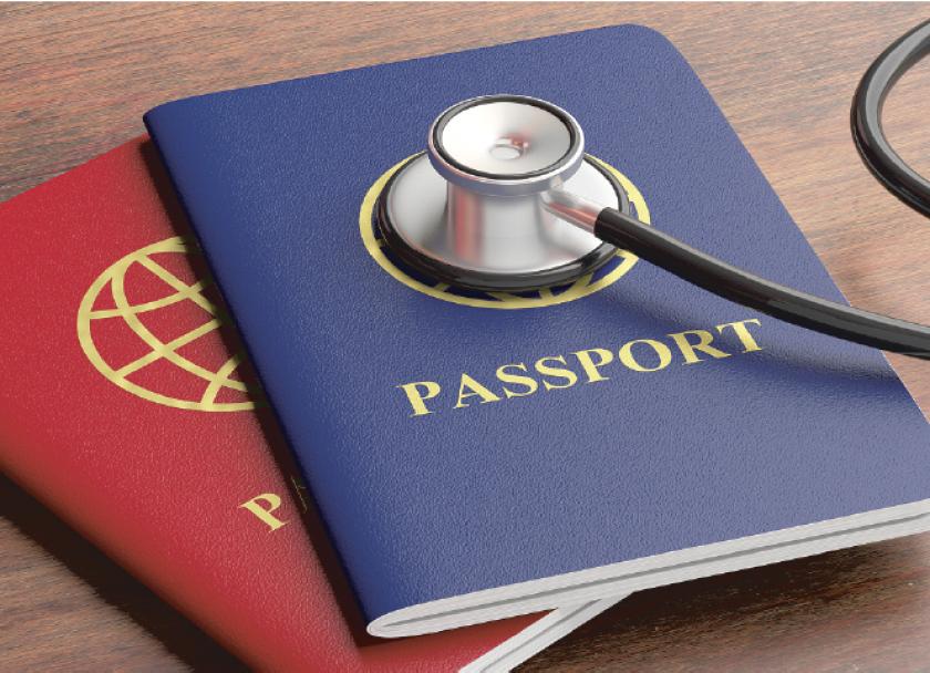 Baja Medical Passport