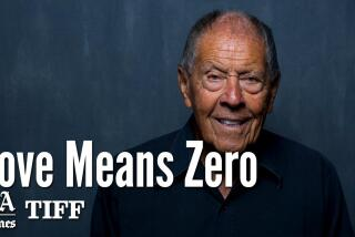 'Love Means Zero' subject Nick Bollettieri on the state of tennis and Andre Agassi