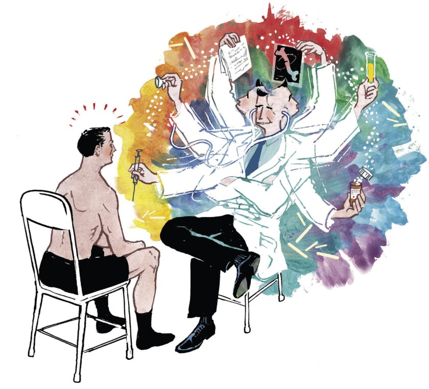 An Rx for the doctor shortage