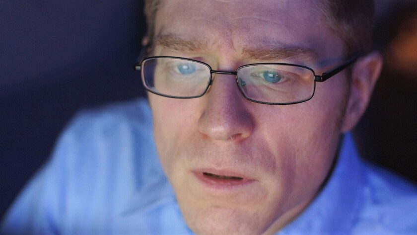 "Anthony Rapp in the film ""Bwoy."""