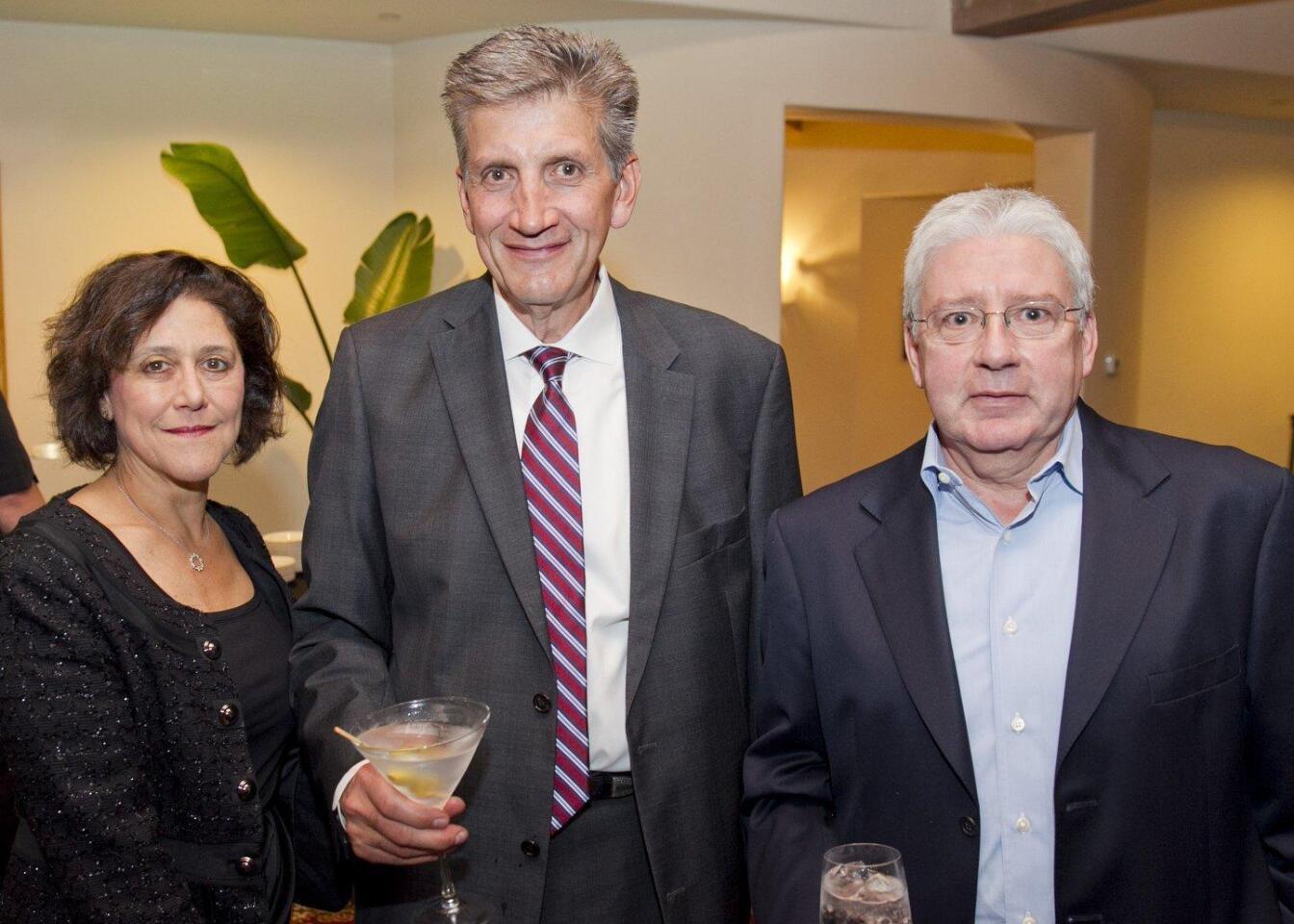 Mary and Anthony Alario, Bill Danola