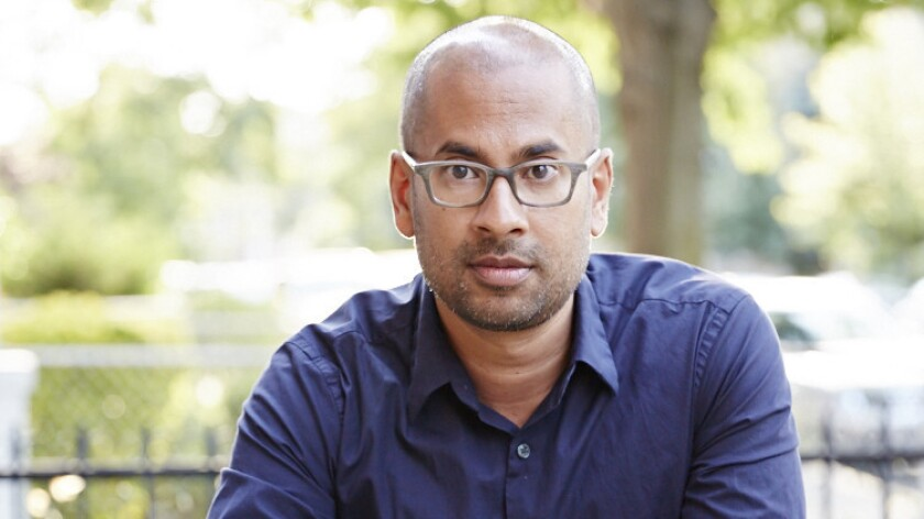 Rumaan Alam, author of the novel 'That Kind of Mother.'