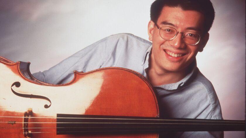 Cellist Timothy Landauer