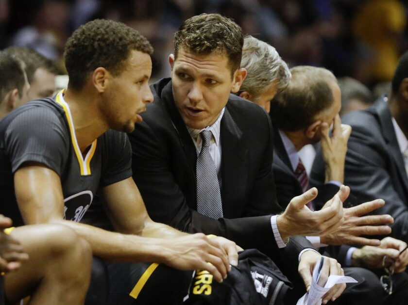 Column: Lakers go back to a sweet spot with hiring of Luke Walton