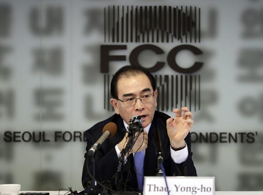 South Korea North Korean Defector