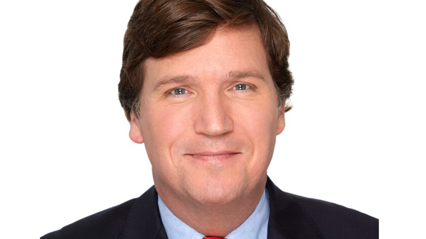 Conservative commentator Tucker Carlson has boosted the ratings at Fox News since his program began in November.