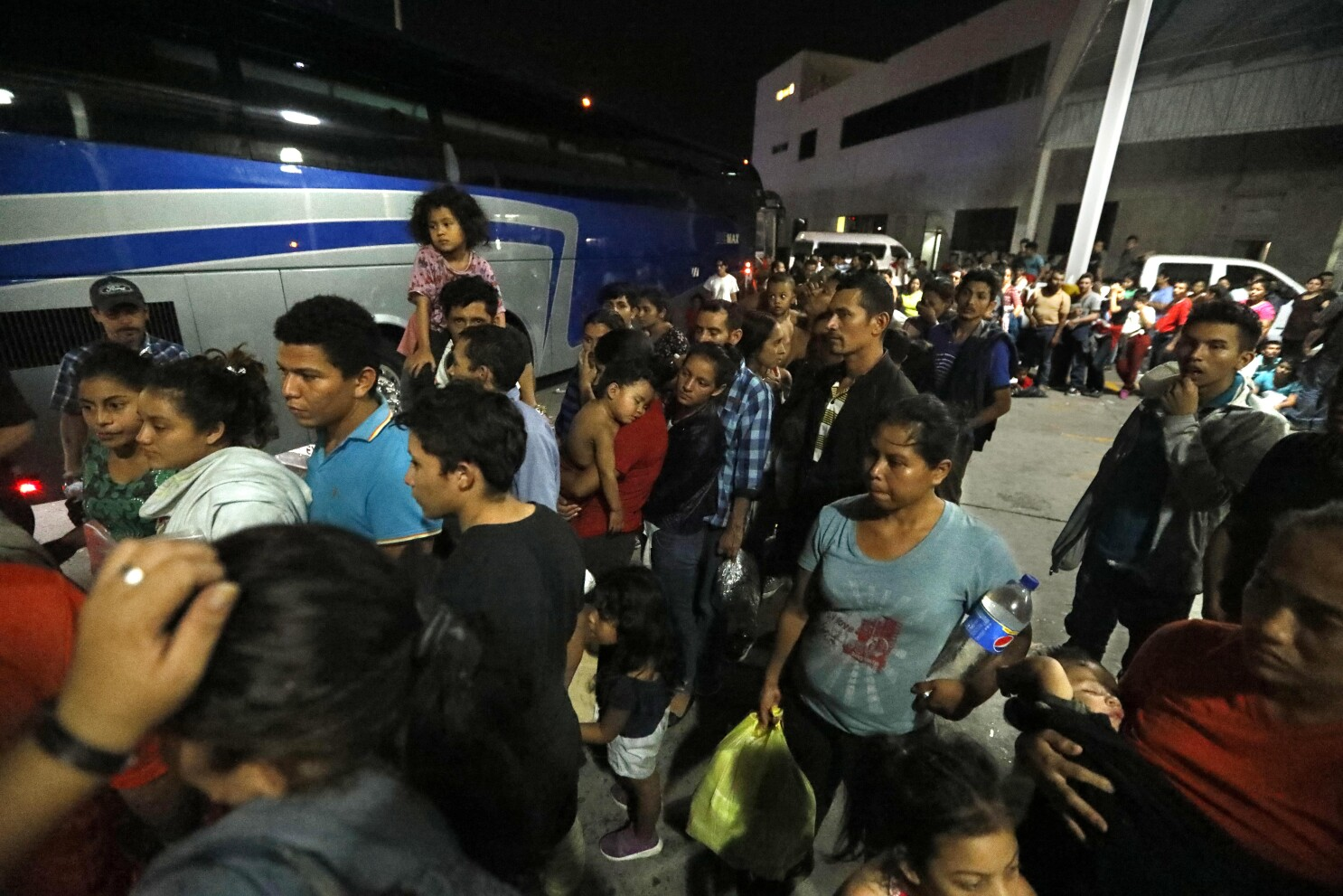 Stymied by U.S. asylum policies, many migrants on the border are heading home