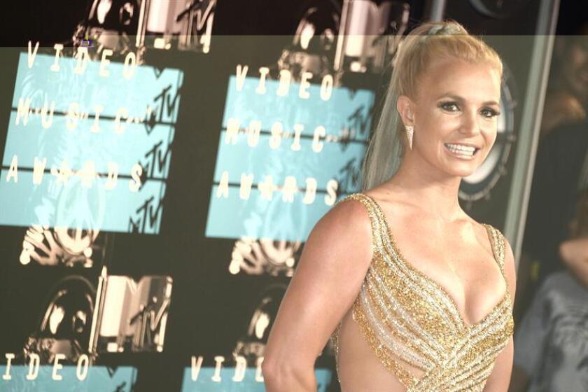 """Un grupo de piratas informáticos """"hackeó"""" la cuenta de la red social Twitter de la discográfica Sony Music y divulgó la noticia falsa de la muerte de la estrella del pop Britney Spears, informó The Hollywood Reporter. EFE/ARCHIVO"""