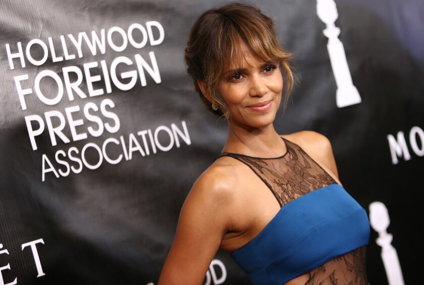 Halle Berry on fitness and diet
