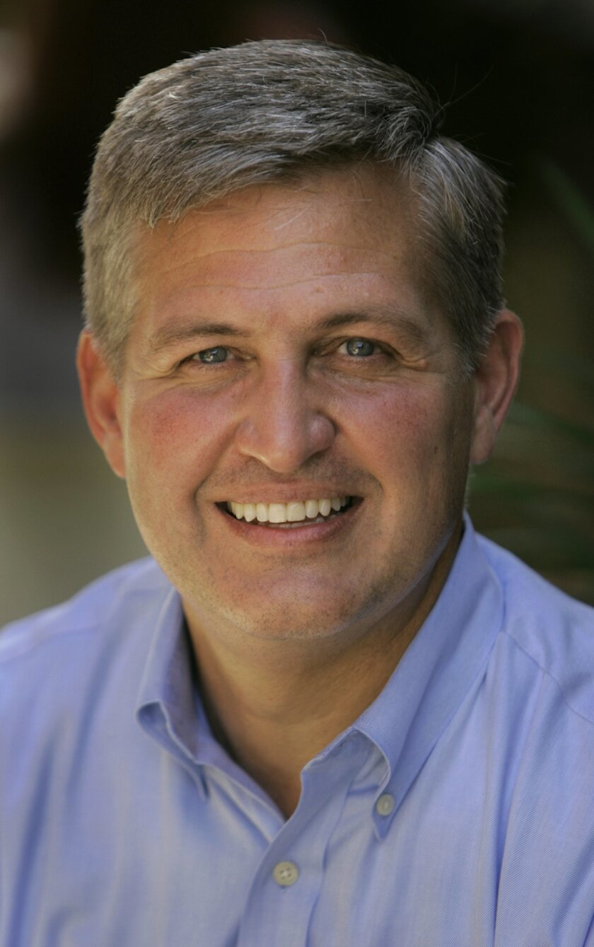 Solana Beach Councilman Dave Roberts