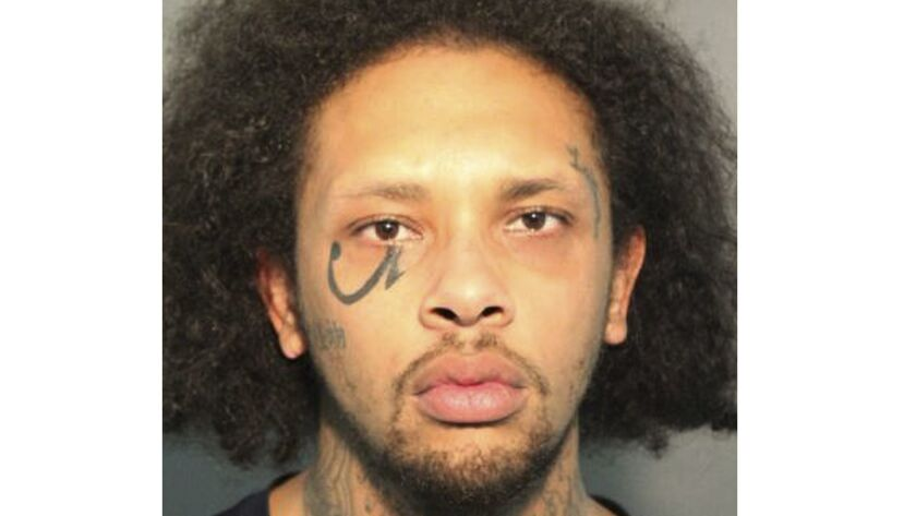 Jonathan Allen in a photo released by the Solano County Sheriff's office on Monday.