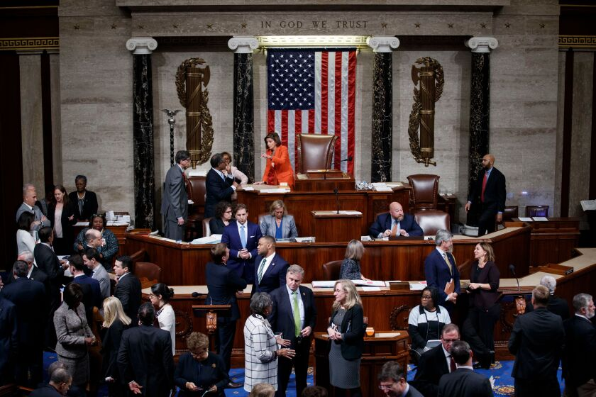 The House voted to formalize procedures for its impeachment inquiry last week. On Monday, House committees investigating President Trump released the first two transcripts of witness testimony.