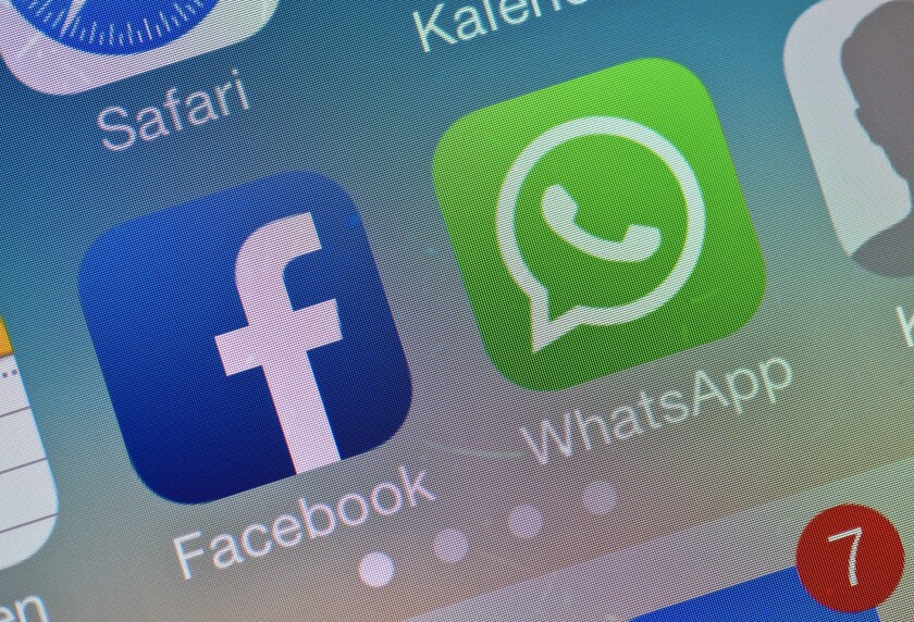 FBI officials want Congress to expand their authority to tap into messaging apps such as WhatsApp that militants are using because the programs guarantee security and anonymity.