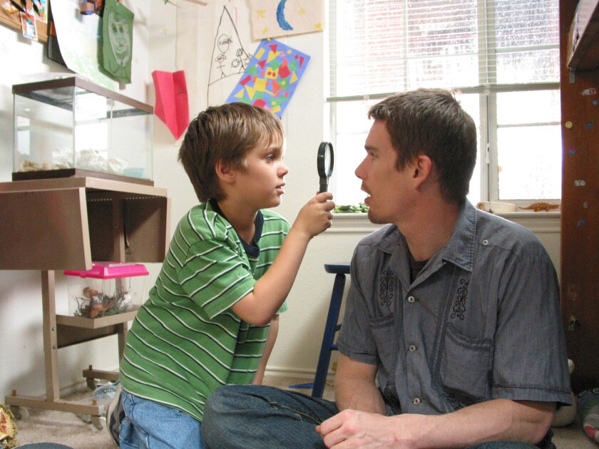 'Boyhood' review
