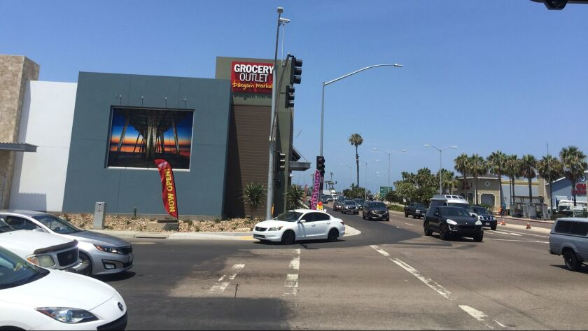 Grocery Outlet Bargain Market opened in Imperial Beach off of Ninth Street and Palm Avenue July 6.