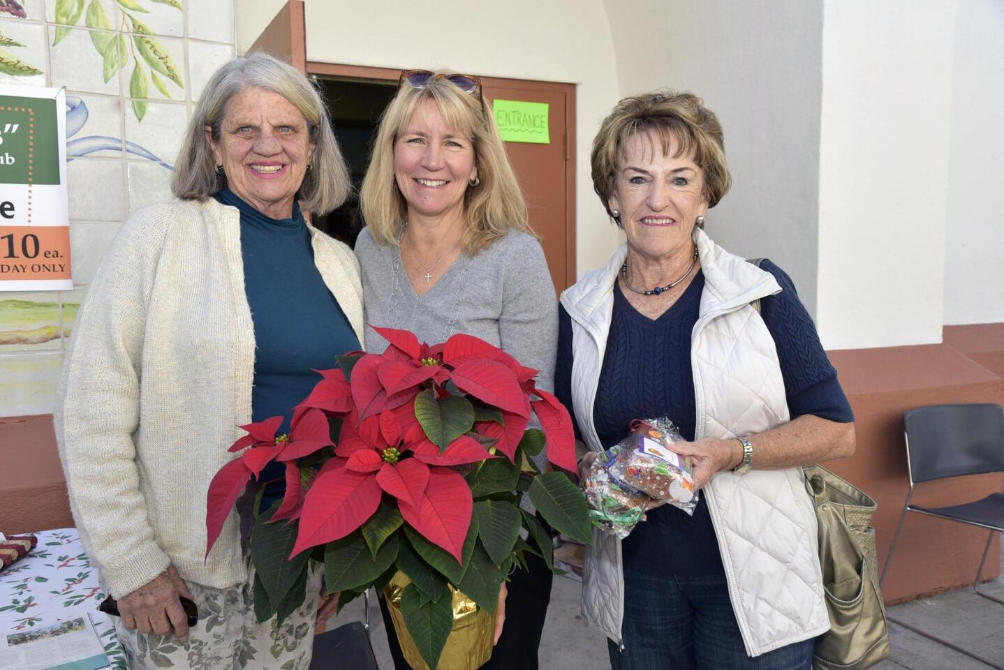 Solana Beach Civic and Historical Society Holiday Boutique and Bake Sale