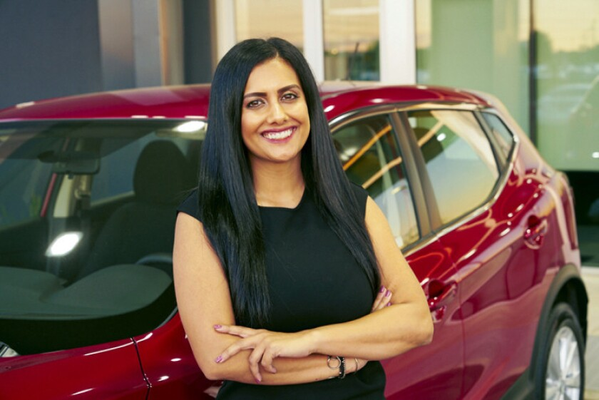 Nakita Joshi: the driving force behind Nissan's top dealership