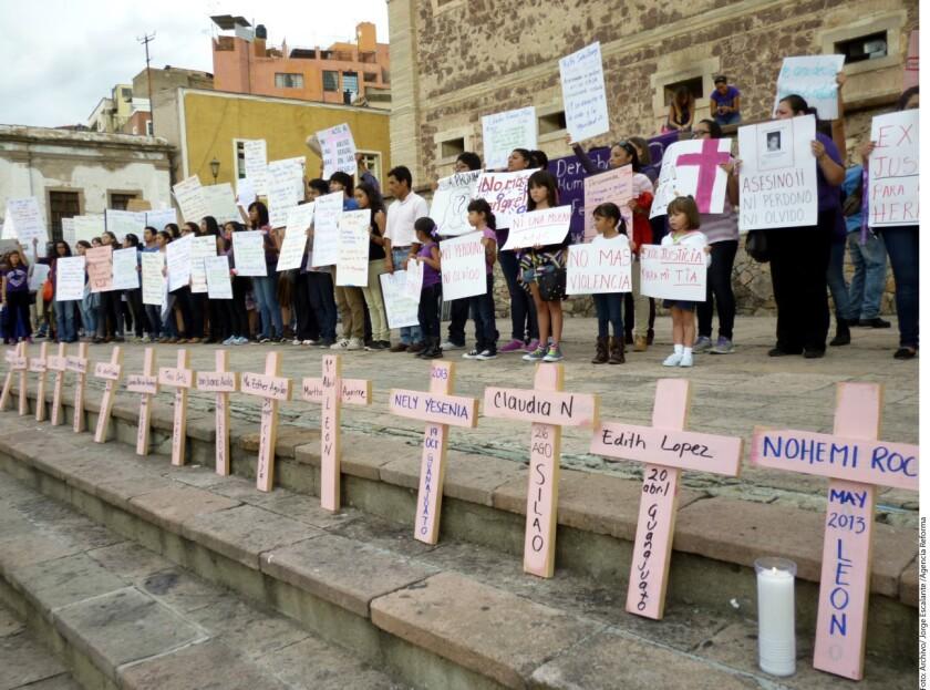 De los últimos cinco años, el primer semestre de 2016 ha sido el más violento para las mujeres en Guanajuato, al ocurrir 51 asesinatos por razón de género en ese tiempo.