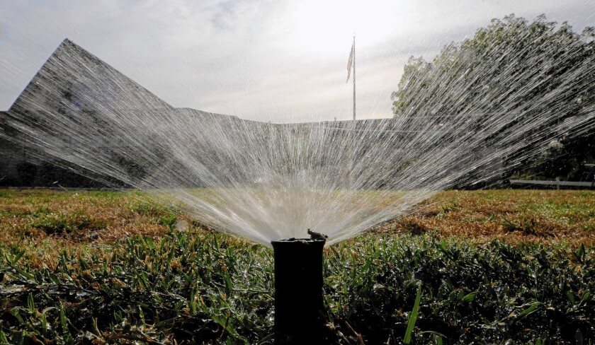 The state Water Resources Control Board voted last week to approve fines of up to $500 a day for people who waste water on outdoor watering.