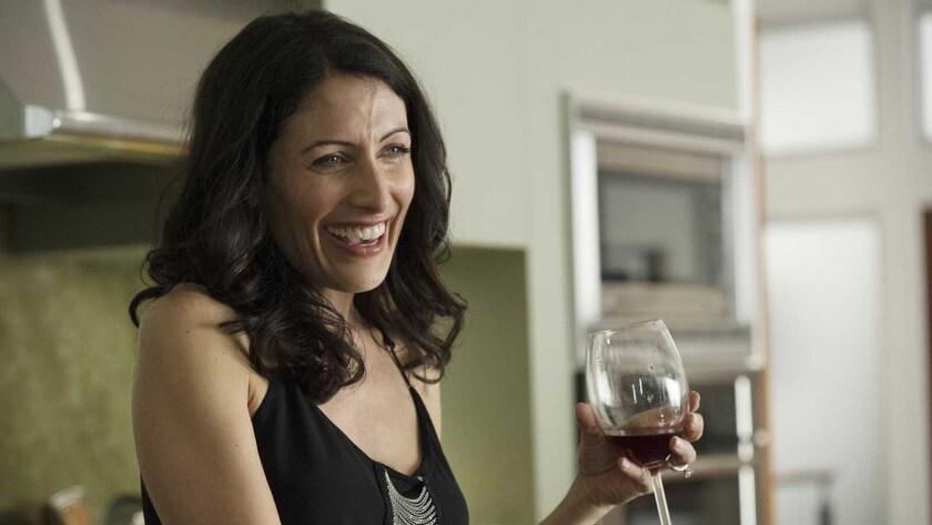 "Lisa Edelstein in ""Girlfriends' Guide to Divorce"" on Bravo."