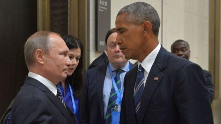 El presidente estadounidense, Barack Obama, aprobó este jueves una serie de sanciones contra Rusia, país al que acusa de intentar influir en las elecciones presidenciales de noviembre pasado mediante ataques informáticos.