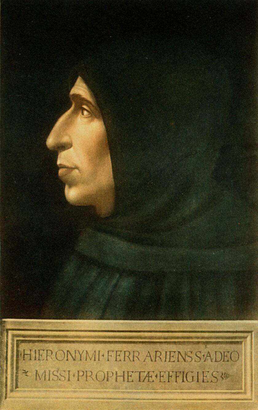 SAVONAROLA, Fra Girolamo