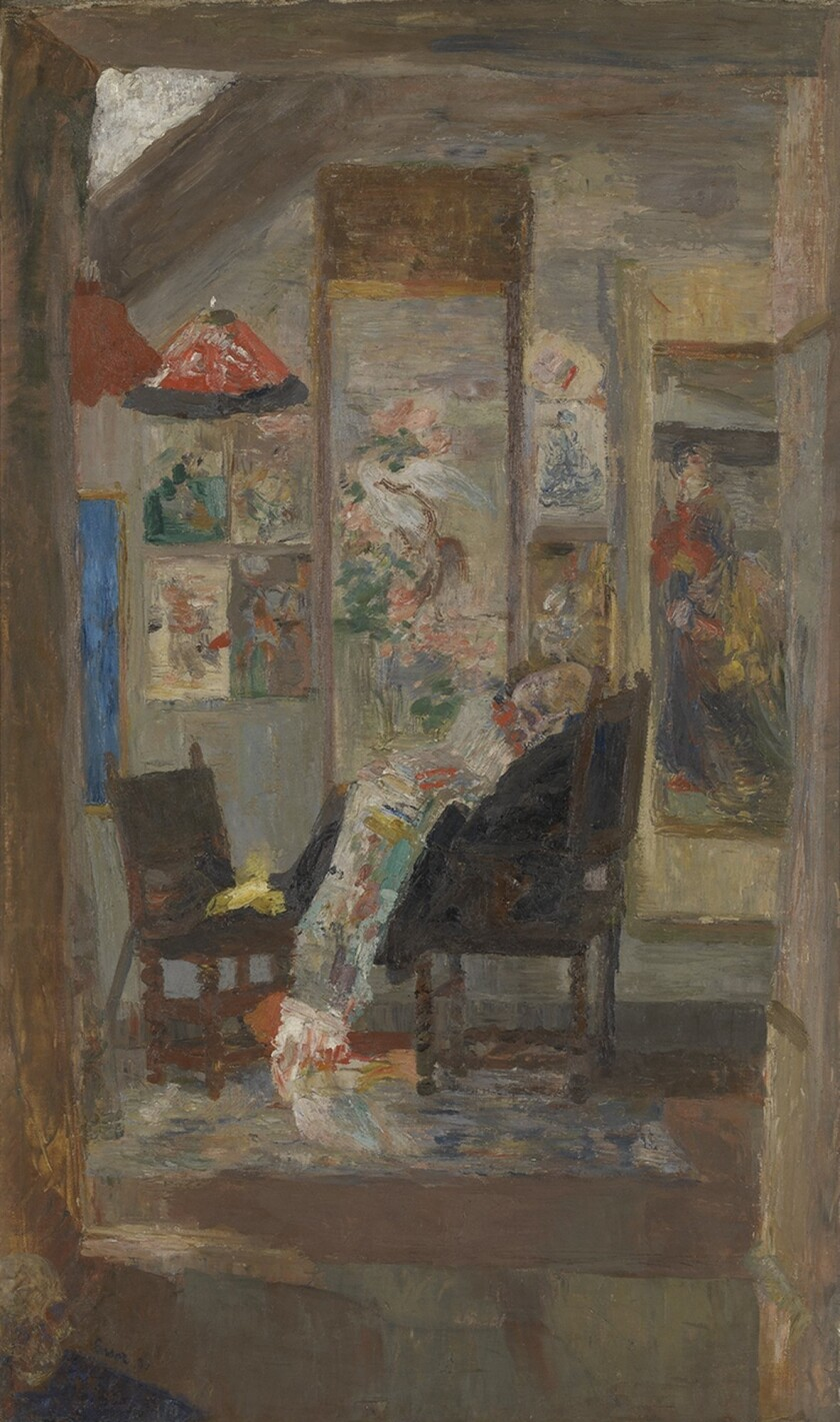 Object Lesson When James Ensor Turned To Skeletons And Satire