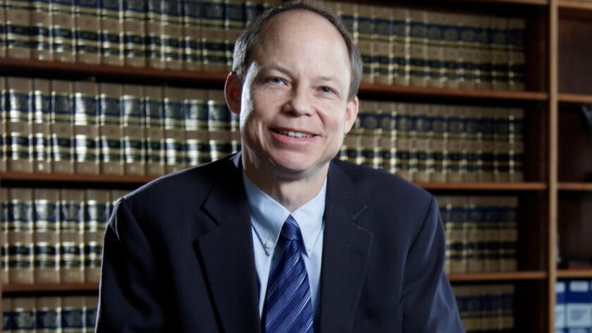Santa Clara County Superior Court Judge Aaron Persky