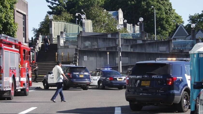 Police investigate deadly stabbing in Portland