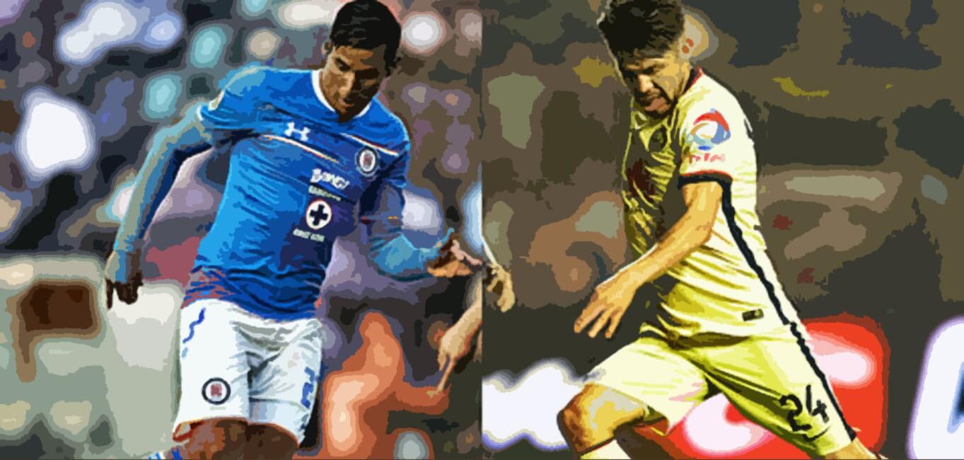 El América y Cruz Azul se han enfrentado 53 ocasiones en torneos cortos; con 20 triunfos para las Águilas, 16 empates y 17 victorias para La Máquina.