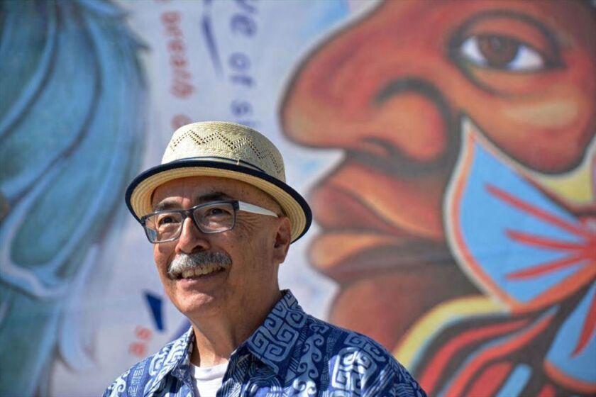 U.S. poet laureate (2015-2017) Juan Felipe Herrera