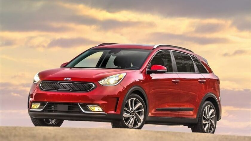 Kia has added a hybrid crossover to its growing field of small cars. The Niro looks like sturdy competition for the Honda HR-V, Mazda CX-3, Ford's C-Max and even Toyota's Prius.