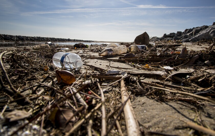 It's crunch time for California's plan to phase out single-use plastics by 2030