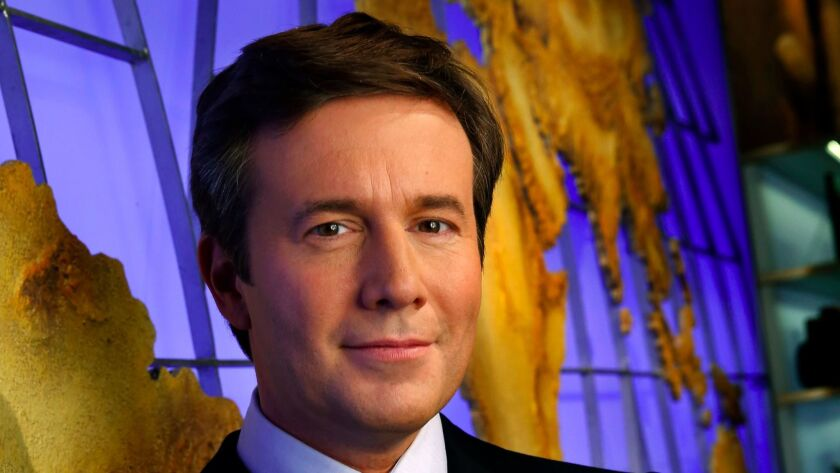 "Jeff Glor, who took over as anchor of the ""CBS Evening News"" in December, is getting a new executive producer."