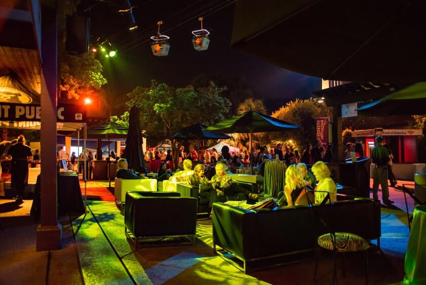 San Diego Zoo Food, Wine & Brew Festival