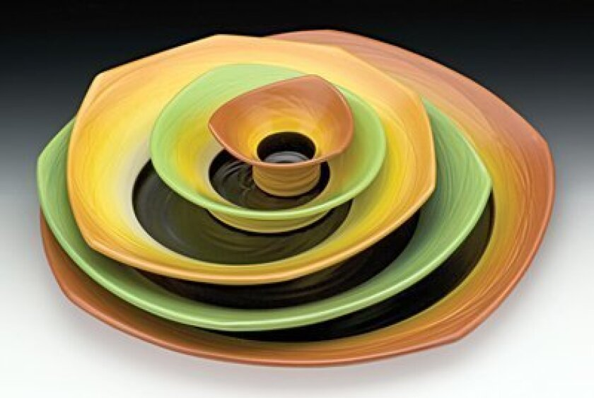 Ceramics by Marge Margulies