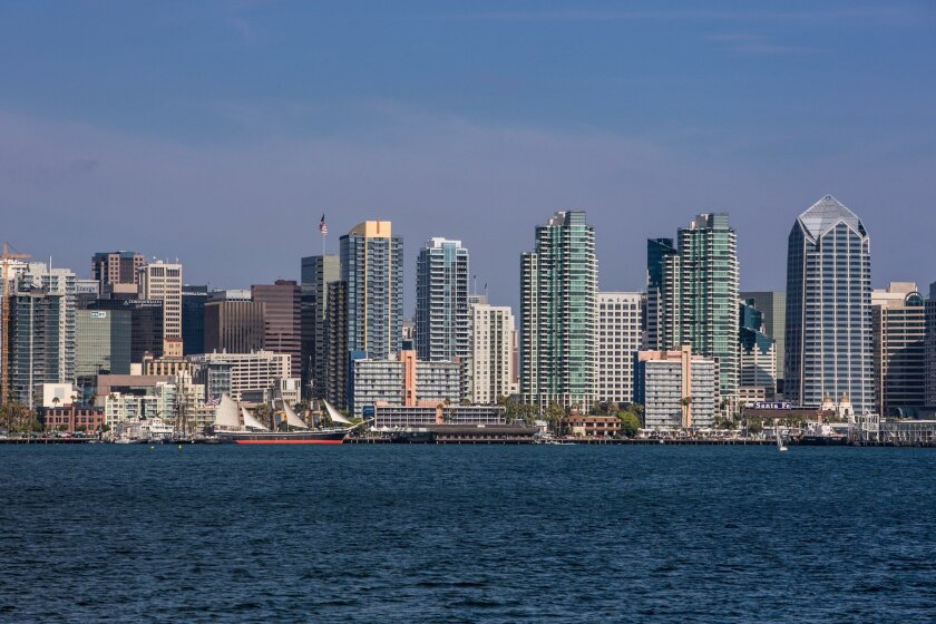 San Diego is apparently growing in popularity, according to TripAdvisor users. The city is ranked as 6th most popular destination in the U.S., up four spots from the year before.