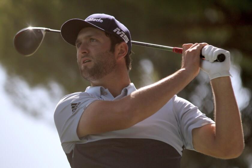 Spain Golf Spanish Open