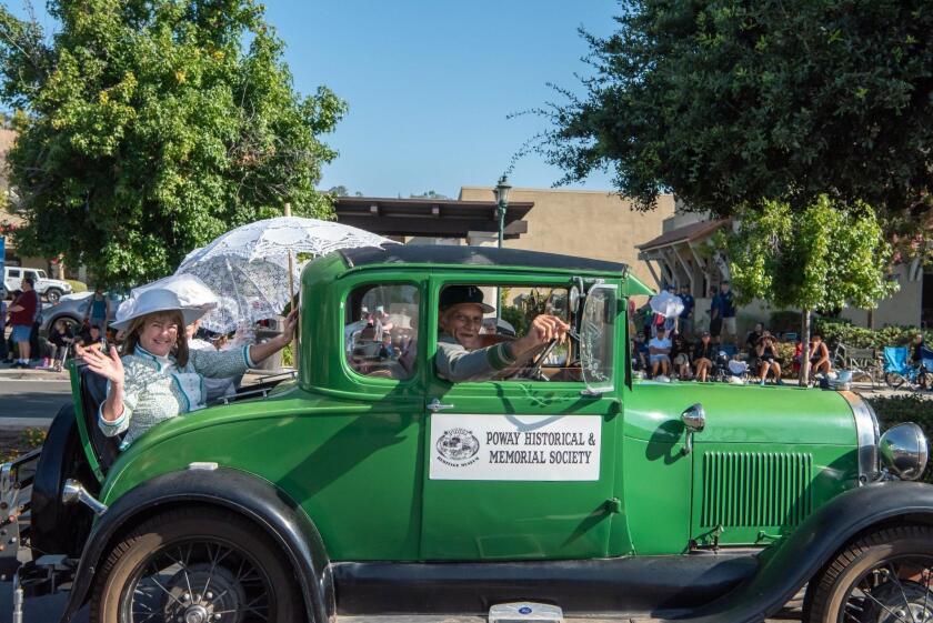 Poway Days Parade and Festival - 9/8/2018