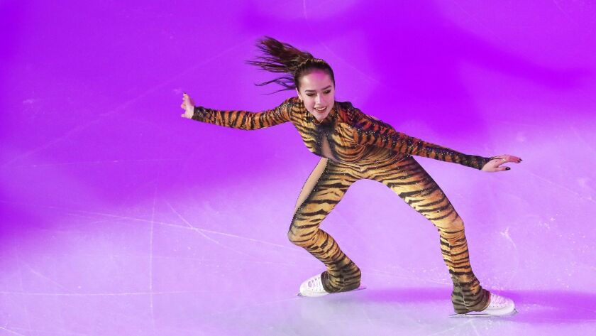 ISU European Figure Skating Championships, Moscow, Russian Federation - 21 Jan 2018