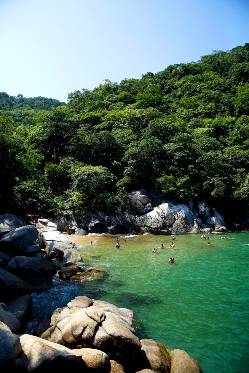 Head out of Puerto Vallarta to find secluded beaches and