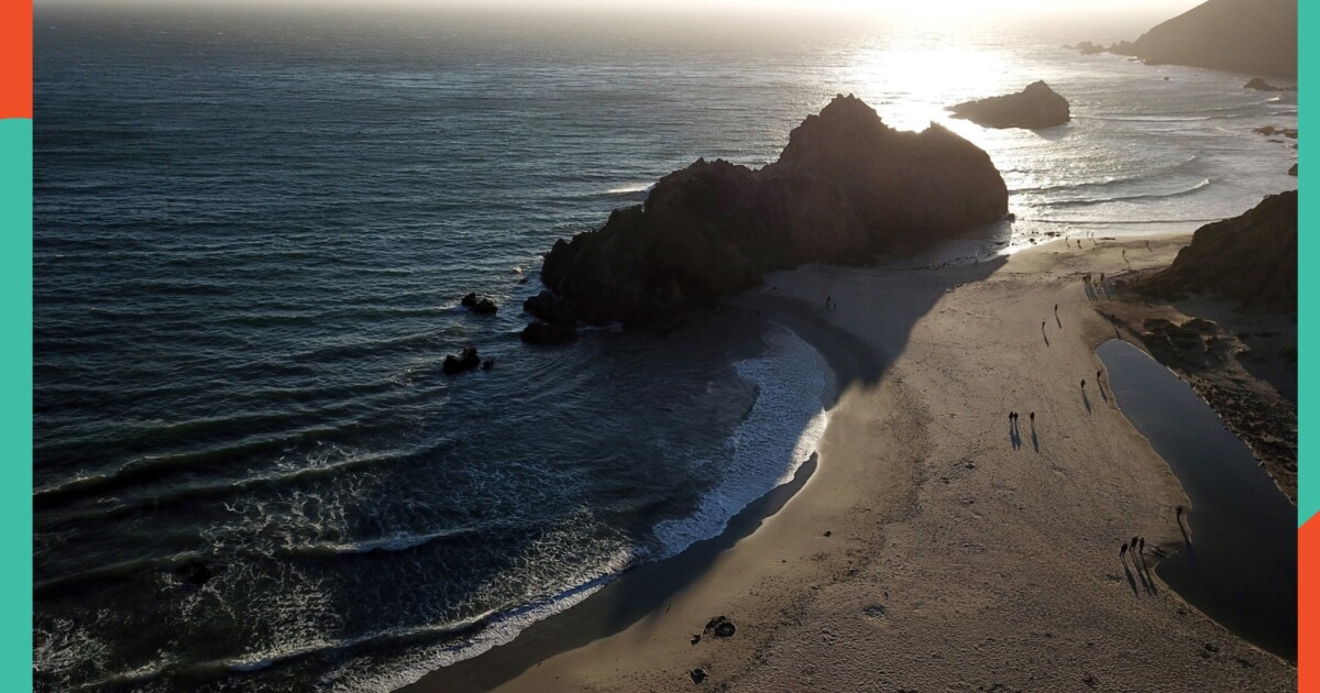 Three Central Coast adventures to keep you busy until Highway 1 opens