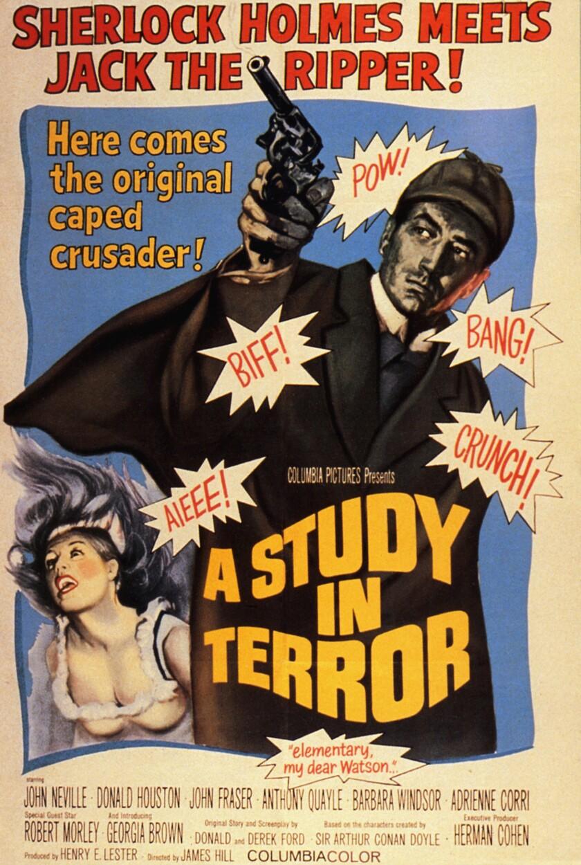 """A Study in Terror"""