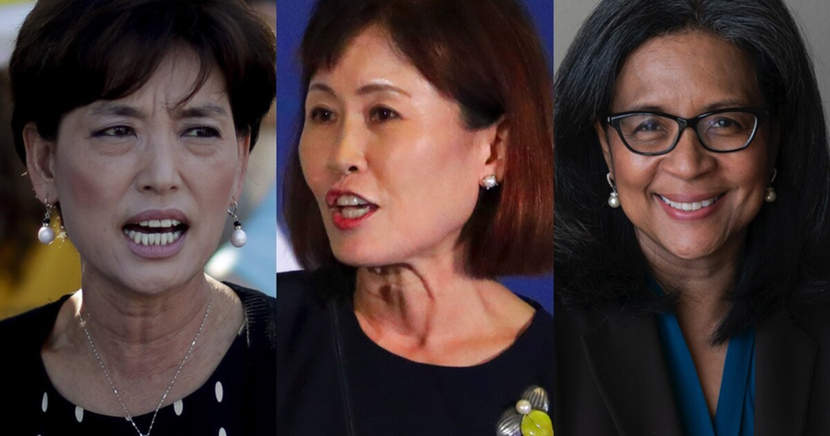 Making history: Three Korean American women, two representing California, win seats in Congress