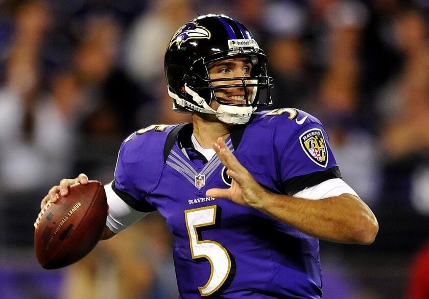 low priced 2bd6b 01345 Joe Flacco helps Ravens create salary-cap space with a three ...